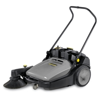 Sweepers & Outdoor Equipment