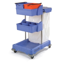 Housekeeping Trolleys & Caddies