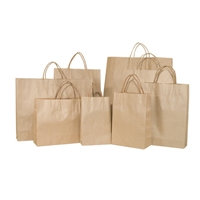 Kraft Carry Bags