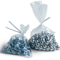 Clear LDPE Poly Bags