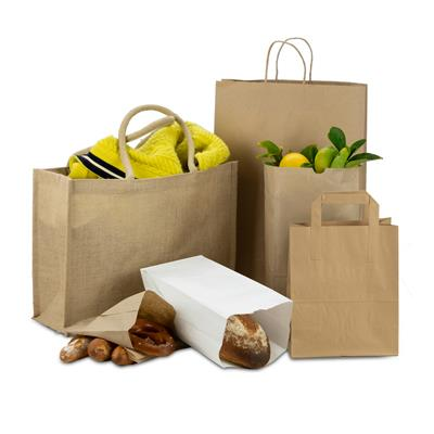 Paper & Reusable Bags