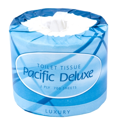 PH DELUXE TOILET TISSUE 2ply 700sheet x  48rolls