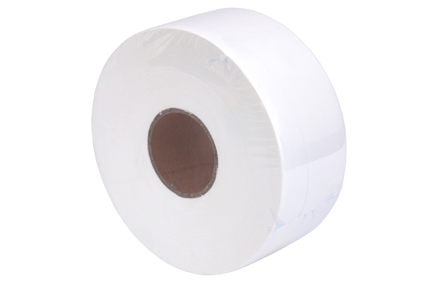PH GREEN RECYCLED JUMBO ROLL 1ply 500m X 8rolls