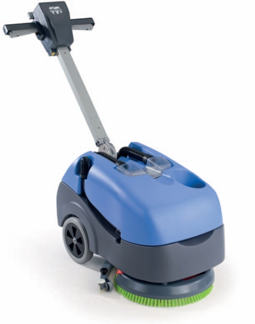 NUMATIC TTB1840 BATTERY SCRUBBER 40cm/18ltr