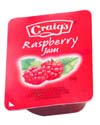 CRAIGS RASPBERRY JAM PORTIONS 75x14g