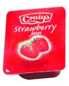 CRAIGS STRAWBERRY JAM PORTIONS 75x14g