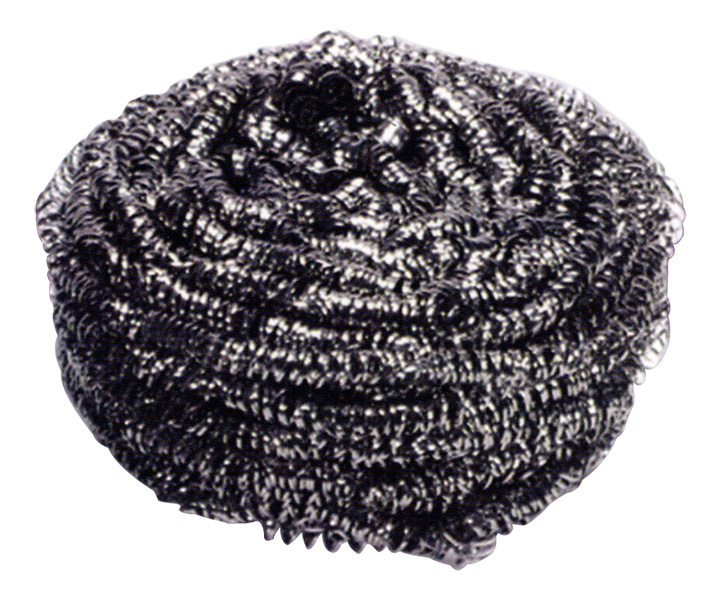 COMMERCIAL KITCHEN KING STEEL SCOURER 70g