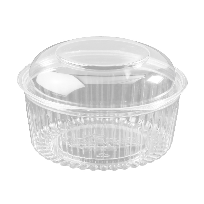 CLEARVIEW SHO-BOWL 32oz DOME LID 25slv