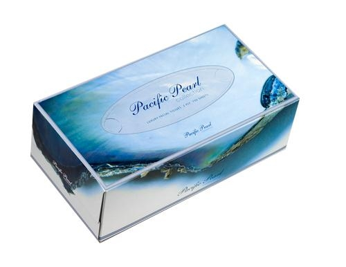 PH PEARL FACIAL TISSUE 2ply 200s