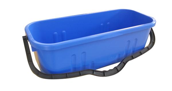 OATES DURACLEAN WINDOW BUCKET BLUE 18Ltr