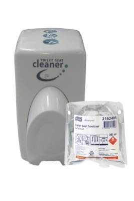 SAFE SEAT SPRAY SANITISER DISPENSER