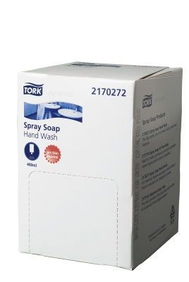 TORK SPRAY HAND SOAP  400ML RFL
