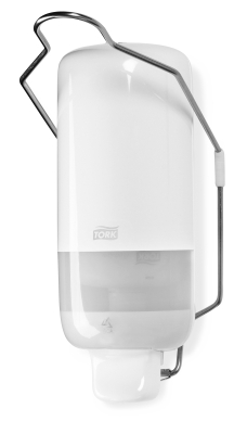 TORK ELEVATION LEAVER SOAP DISPENSER WHITE S1