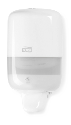TORK ELEVATION MINI SOAP DISPENSER WHITE S2