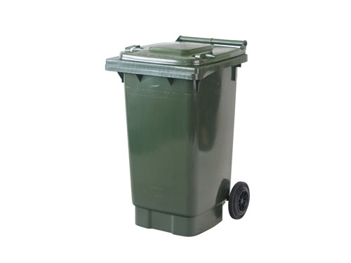 120LTR WHEELY BIN STD GREEN