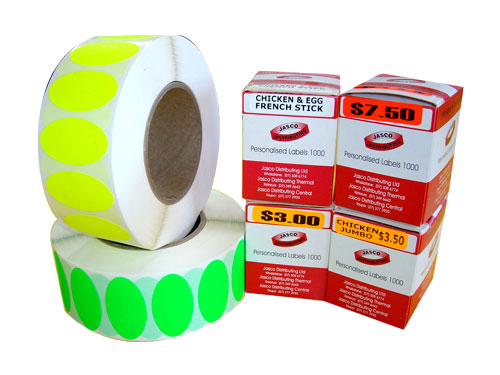 CUSTOM LABELS SMALL RECTANGLE 13x51mm 1000roll