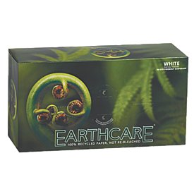 EARTHCARE RECYCLED 2ply FACIAL TISSUE 190s x 32ctn
