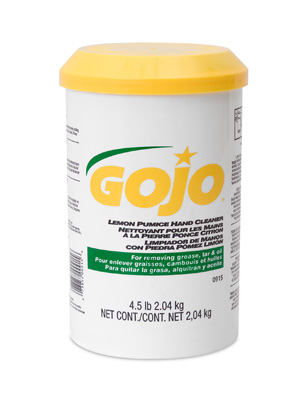 GOJO HAND CLEANER LEMON 2KG  0915