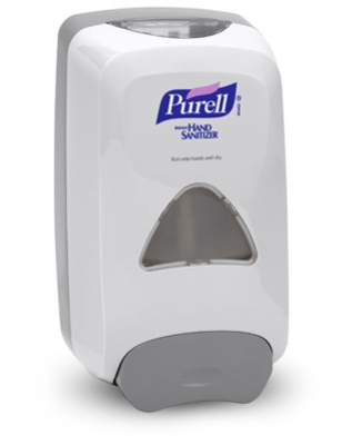 PURELL FMX DISPENSER GREY