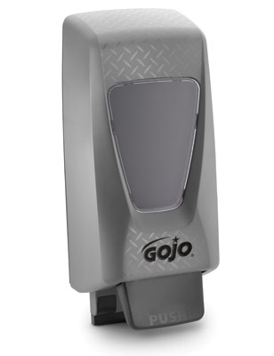 GOJO TDX HEAVY DUTY SOAP DISPENSER GREY 2Ltr