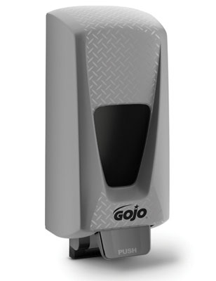 GOJO TDX HEAVY DUTY SOAP DISPENSER GREY 5L