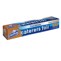 CASTAWAY CATERING FOIL EXTRA HEAVY DUTY 44cmX150m