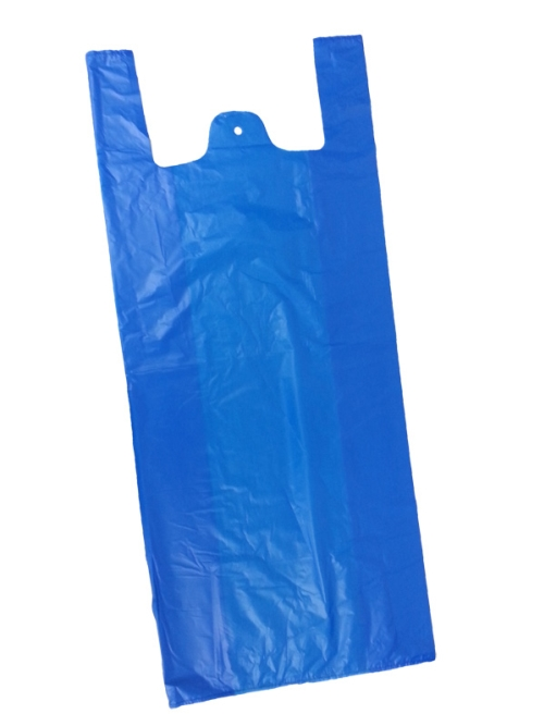 BLUE HANDLED REFUSE BAGS XXL 400x200x940mm 50pkt