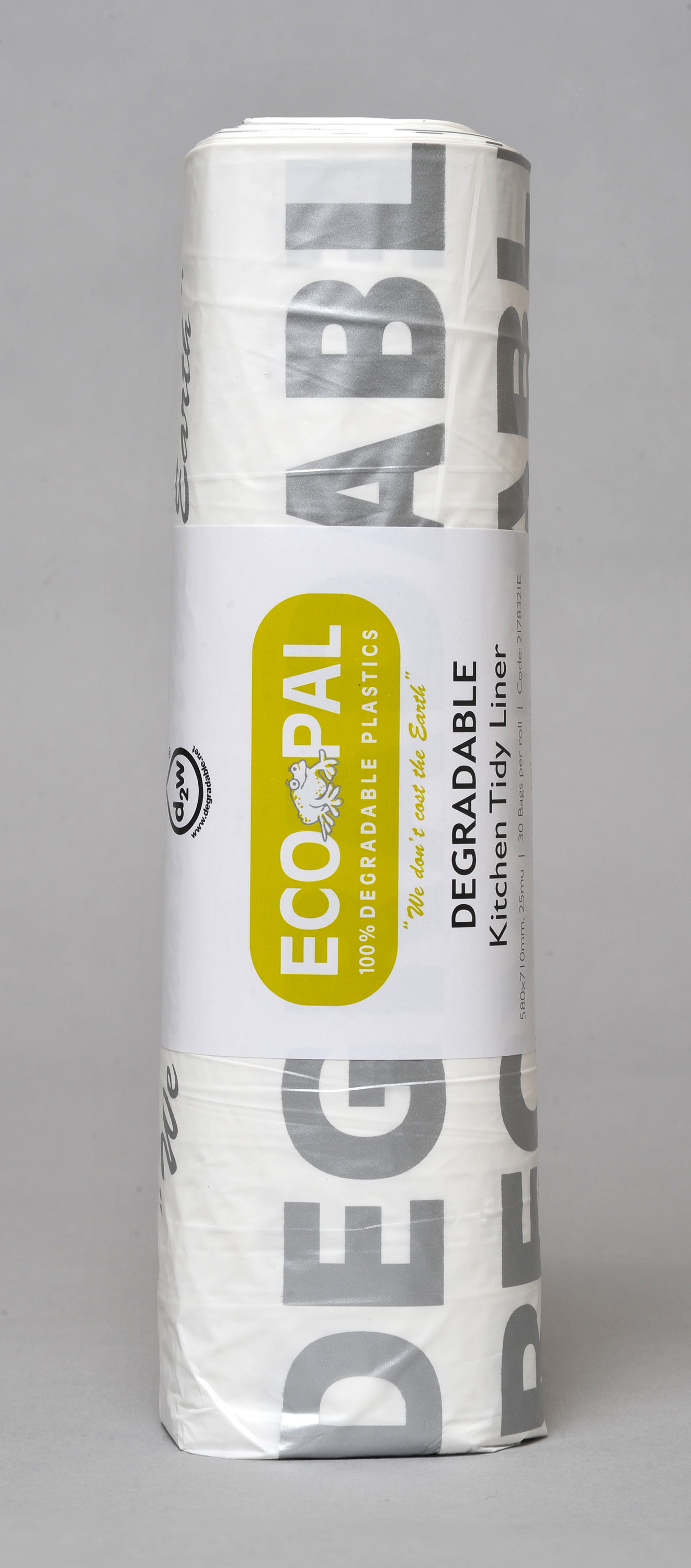 EP TECH ECO KITCHEN TIDY BAGS 590x760mm  30roll