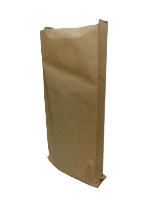 BROWN BOTTLE BAGS #2 165x65x395 500pk