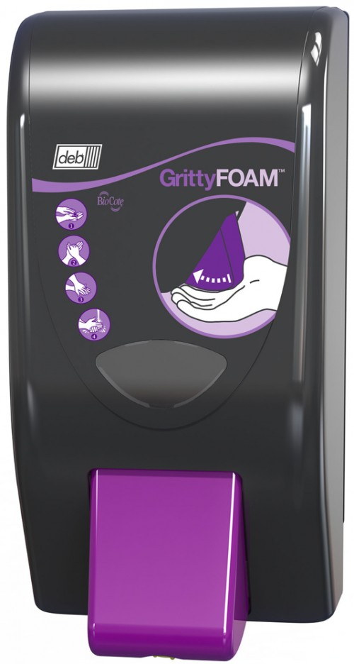 DEB STOKO GRITTY FOAM DISPENSER