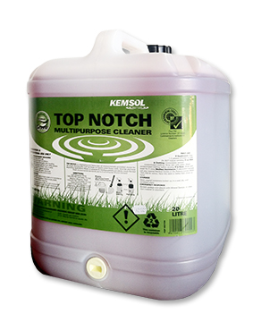 KEMSOL GREEN TOP NOTCH MULTIPURPOSE CLEANER 20Ltr