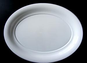 LARGE OVAL PLATTER 48cm 2pack