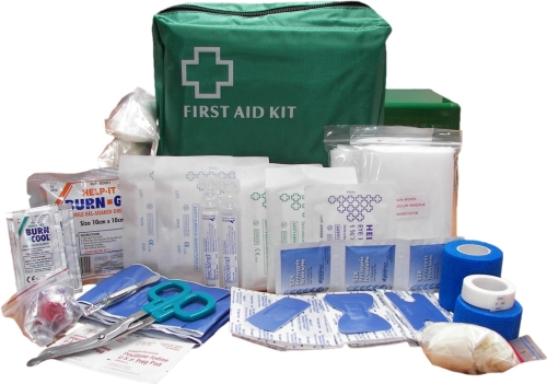 FIRST AID KIT CATERING MEDIUM SOFT PACK