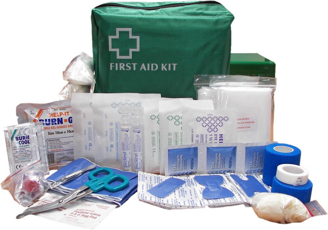 FIRST AID KIT CATERING SMALL SOFT PACK