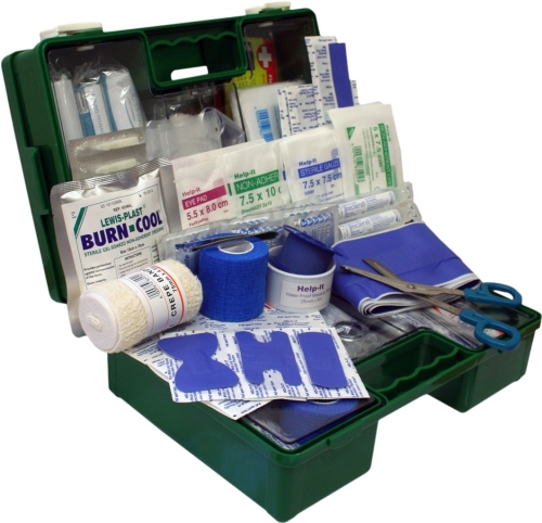 FIRST AID CATERING KIT MEDIUM WALL MOUNT