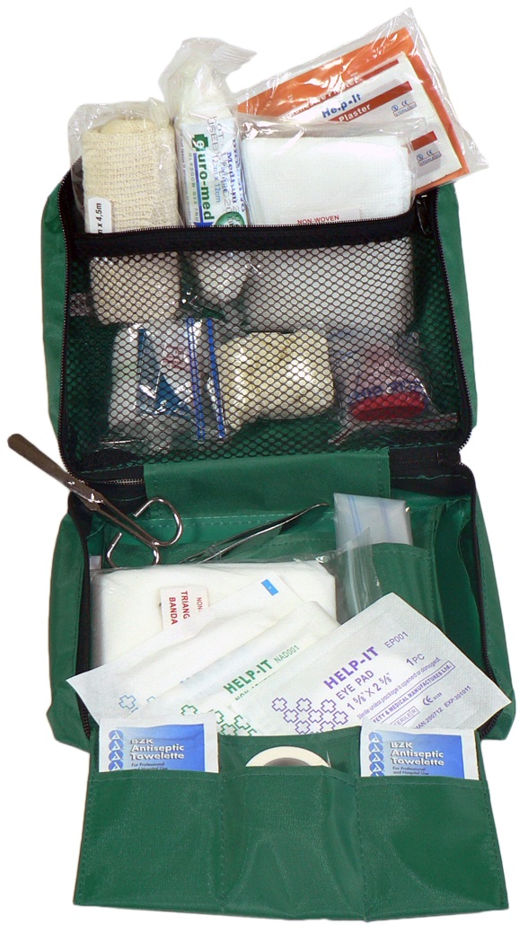 FIRST AID KIT VEHICLE / LONE WORKER SOFT PACK