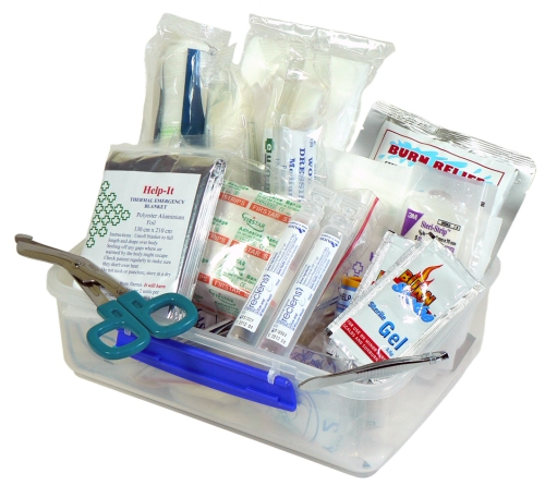 FIRST AID RECREATIONAL KIT