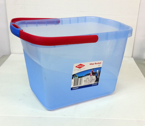 WILLOW RECTANGLE BUCKET 12ltr