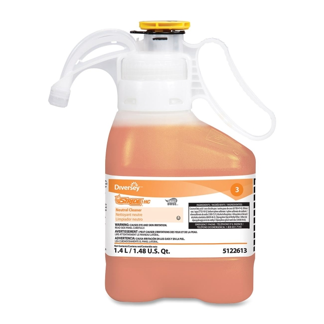 SMARTDOSE STRIDE CITRUS NEUTRAL FLOOR CLEANER 1.4Ltr
