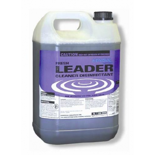 KEMSOL LEADER LEMON DISINFECTANT 5ltr