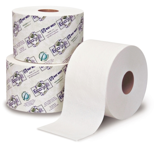 ESG OPTICORE 2PLY 100% RECYCLED TISSUE  865s x36rl