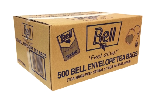 BELL TEA BAGS ENVELOPED 500ctn