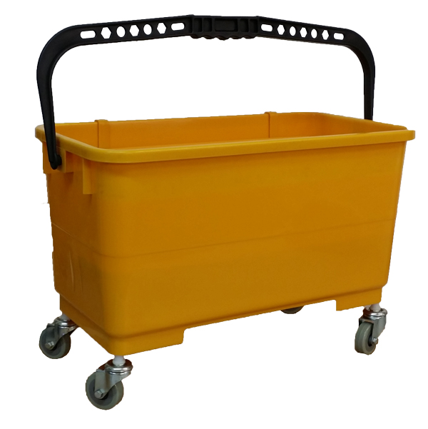 FILTA MICROFIBRE MOP BUCKET + WHEELS YELLOW