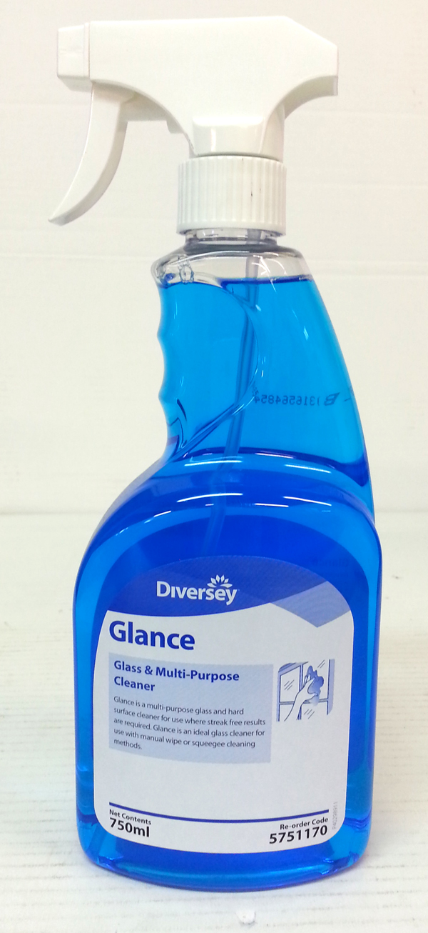 CYCLONE  WINDOW CLEANER   750ML