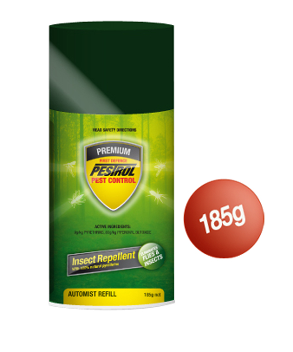 PESTROL ULTRA  AUTOMATIC INSECTICIDE REFILL 185g