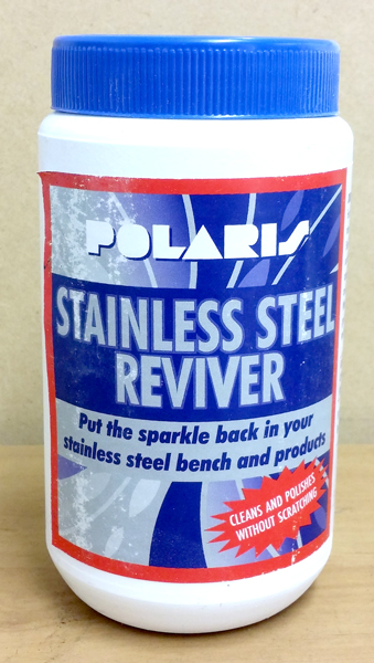 POLARIS STAINLESS STEEL REVIVER 450g