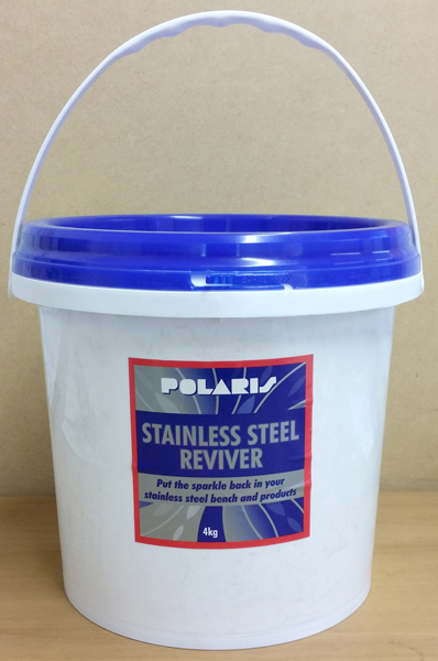 POLARIS STAINLESS STEEL REVIVER 4kg