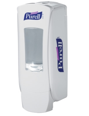 PURELL ADX WHITE DISPENSER