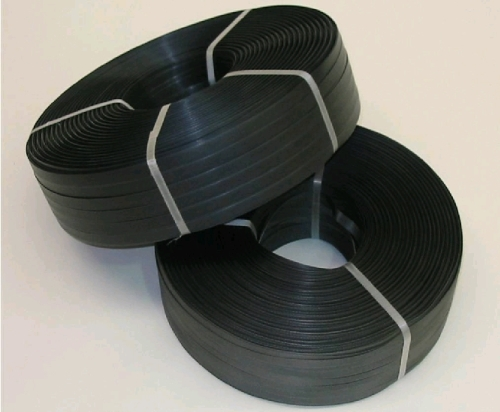 PREMIUM STRAPPING HD BLACK 19mm x 1000m 270kg BS