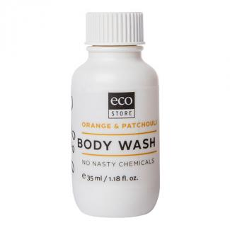 ECOSTORE BODY WASH BOTTLE 35ml   100
